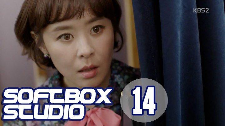 [Озвучка SOFTBOX] Королева детектива 14 серия