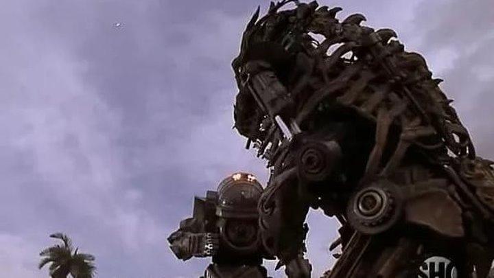 ВОЙНА РОБТОЫ 1997 DVD HDRip ФАНТАСТИКА ПРИУЛЮЧЕНИЯ БОЕВИК