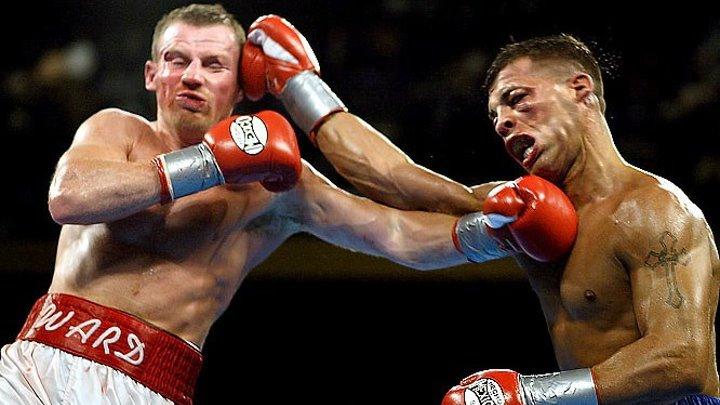 Лучший 9 раунд в истории мирового бокса в трилогии Гатти - Уорд