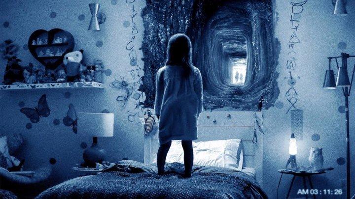 Паранормальное явление 5: Призраки в 3D HD(ужасы)2015