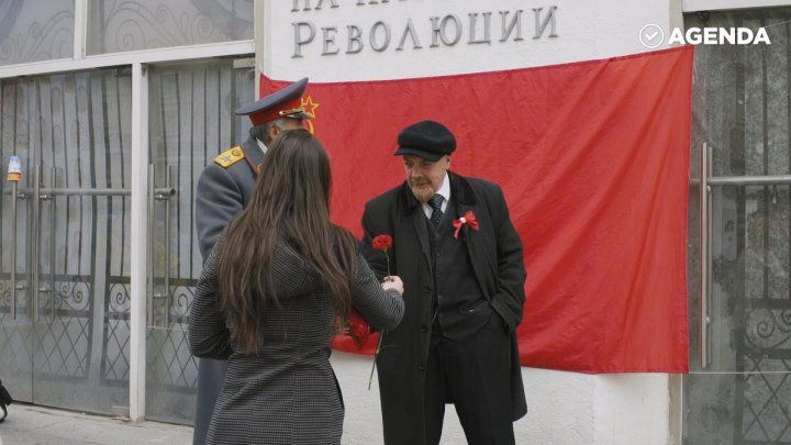 Автопрогулка по Москве
