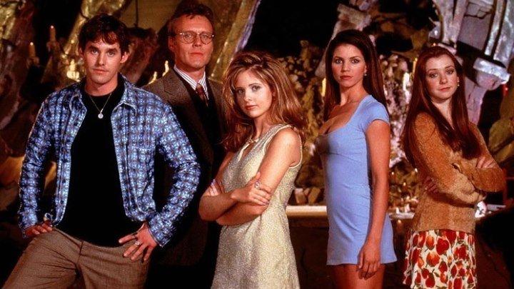 Баффи - истребительница вампиров (Сезон 1, Серии 01-03 из 12) / Buffy the Vampire Slayer (1997) Фэнтези, драма, ужасы
