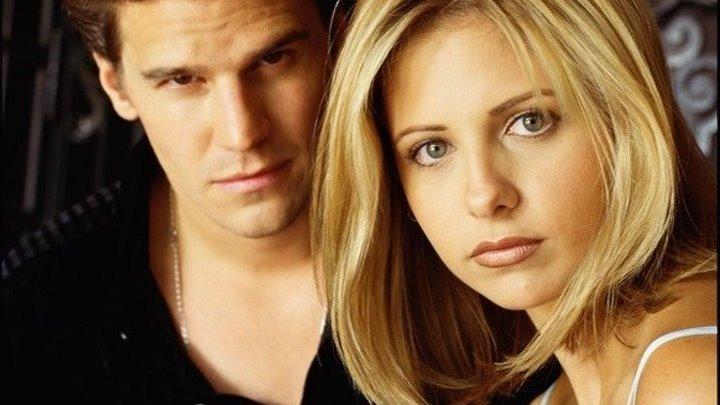 Баффи - истребительница вампиров (Сезон 1, Серии 04-06 из 12) / Buffy the Vampire Slayer (1997) Фэнтези, драма, ужасы