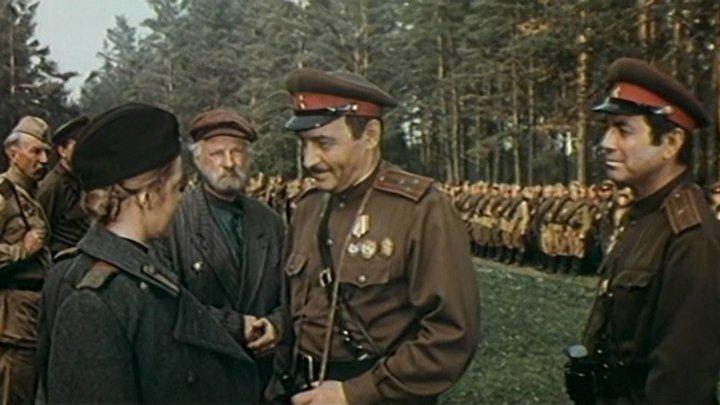 1977.Фронт за линией фронта (2серия)
