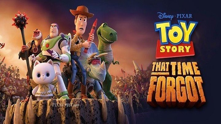 История игрушек: Забытые временем (2014 HD) Комедия, Приключения, Семейный, Фэнтези