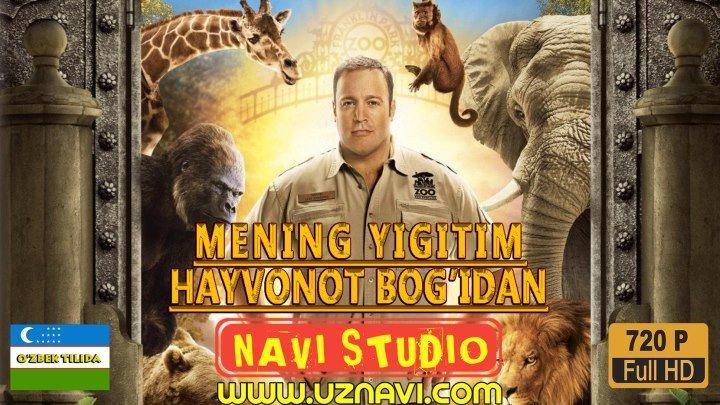 Mening Yigitim Hayvonot Bog'idan (o'zbek tilida komediya)HD