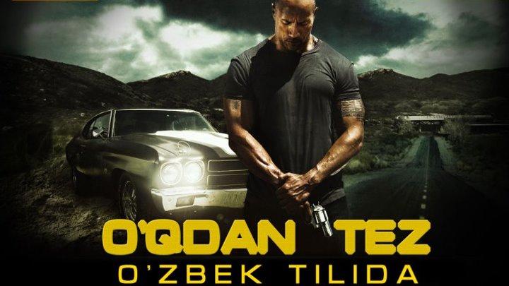 O'qdan Tez (O'zbekcha tarjima Kino)