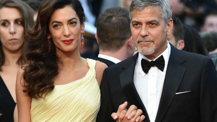 """Джордж Клуни: """"Моя жизнь – сплошной праздник, и я полностью отдаю себе в этом отчет""""."""
