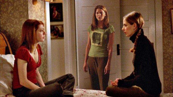 Баффи - истребительница вампиров (Сезон 2, Серии 10-12 из 22) / Buffy the Vampire Slayer (1998) Фэнтези, драма, ужасы