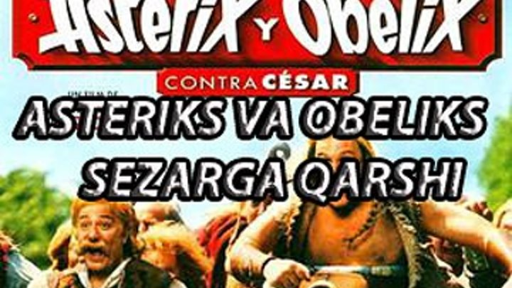 ASTERIKS VA OBELIKS SEZARGA QARSHI