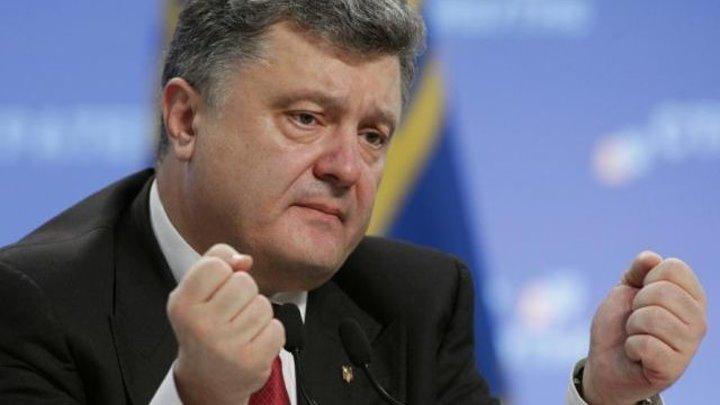 Порошенко: Вся Европа поддерживает стремление Украины стать частью европейской семьи.