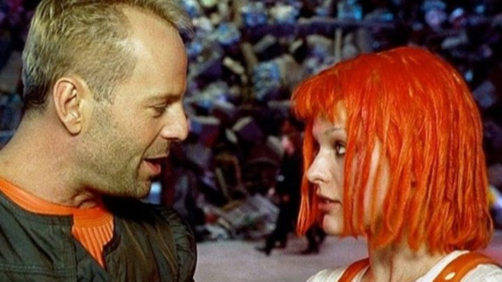 Пятый элемент The Fifth Element (1997)