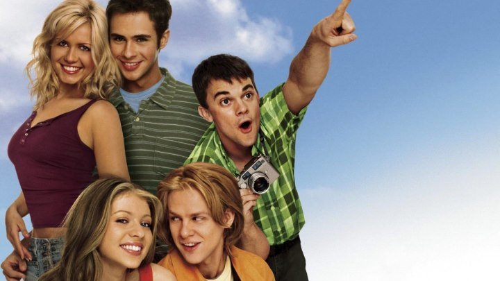 Евротур (2004) комедия