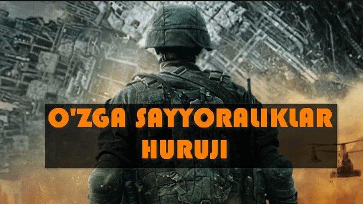 Ozga sayyoraliklar huruji (Uzbek tilida) HD