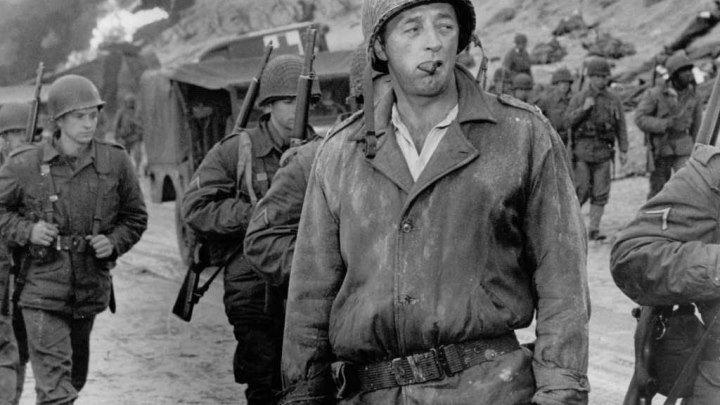 The Longest Day 1962 - John Wayne, Henry Fonda, Robert Mitchum, Richard Burton, Sean Connery, Robert Ryan, Red Buttons, Mel Ferrer, Peter Lawford, Rod Steiger, Robert Wagner