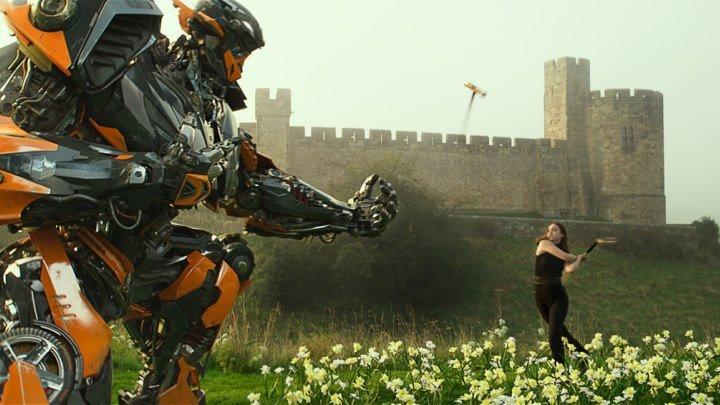 Трансформеры: Последний рыцарь / Transformers: The Last Knight (дублированный международный трейлер)