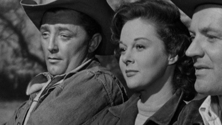 The Lusty Men 1952 -Robert Mitchum, Susan Hayward, Arthur Kennedy, Arthur Hunnicutt, Frank Faylen
