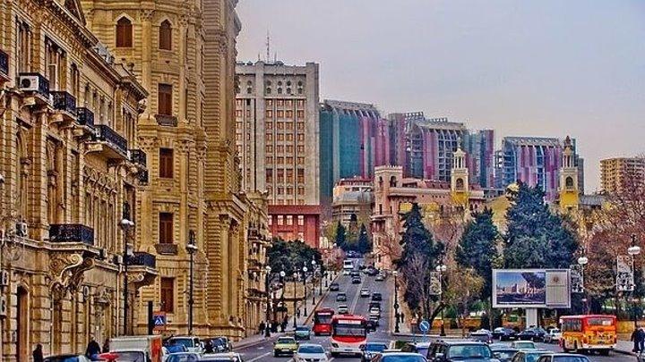 Познавательный Баку - Улица Молоканская.. Хагани.