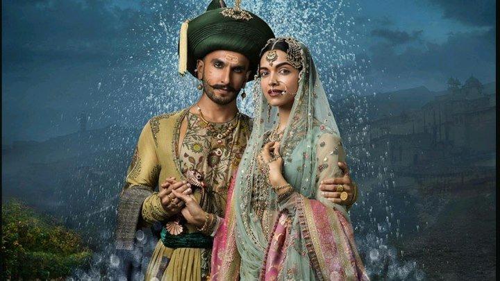 Баджирао и Мастани (2015) Индия.Драма, Мелодрама, Исторический.