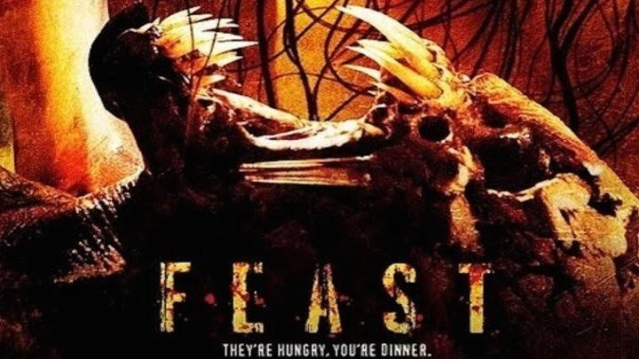 Пир (2005) ужасы, боевик, триллер, комедия