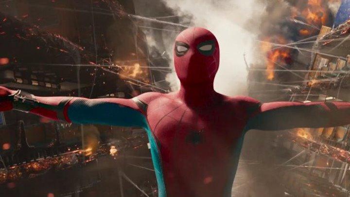 """Новый трейлер фильма MARVEL """"Человек-Паук: Возвращение домой"""". В кино с 6 июля!"""