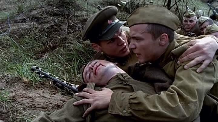 На безымянной высоте. драма военный( 1 серия)