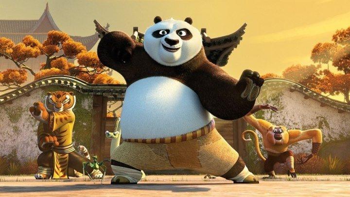 Кунг- фу Панда 3. 2016 Комедия мультфильмы приключения