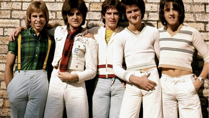 Bay City Rollers B.C.R. VIDEO HITS