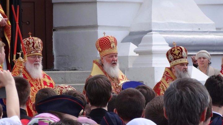 Свято -Троицкая Сергиева лавра (The Holy Trinity St.Sergius Lavra)