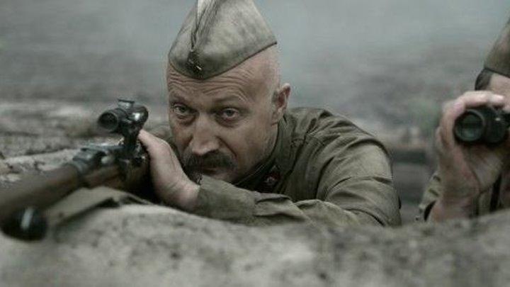 Снайпер Последний выстрел 1,2 серия 2015 Военный фильм