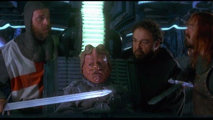 Космический крестовый поход (Германия 1994 ᴴᴰ) Фантастика, Комедия, Приключения