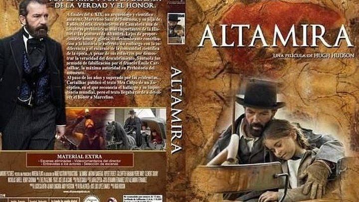 """""""Альтамира"""" (Altamira) 2016 HD Драма, Исторический.(Антонио Бандерас)"""