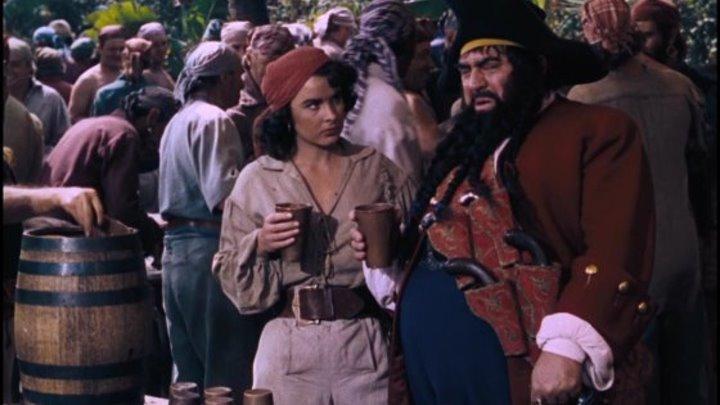 Анна – королева пиратов (США 1951 ᴴᴰ) 16+ Боевик, Драма, Мелодрама, Приключения