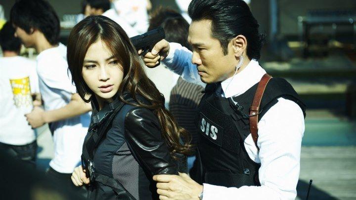 Чёрный и белый: Начало (Китай, Тайвань 2012 ᴴᴰ) Боевик, Криминал, Комедия