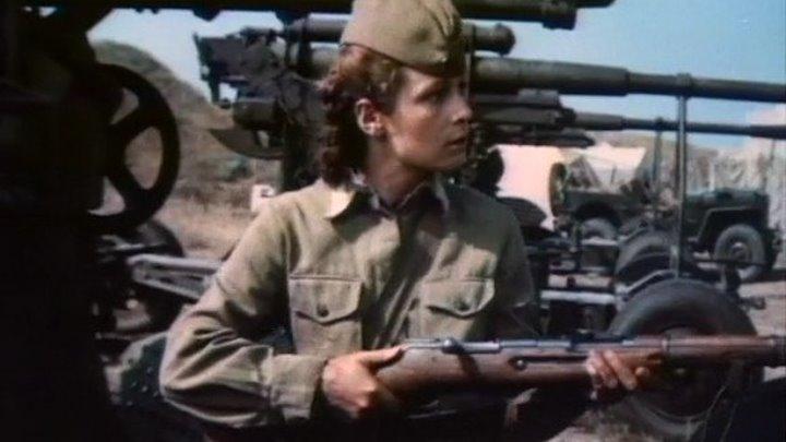 Сталинград. Военный, Драма, Советский фильм(2 серия),
