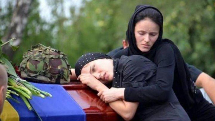 """Матери погибших на Восточном фронте украинцев: """"Киев отказался платить за погибших"""""""