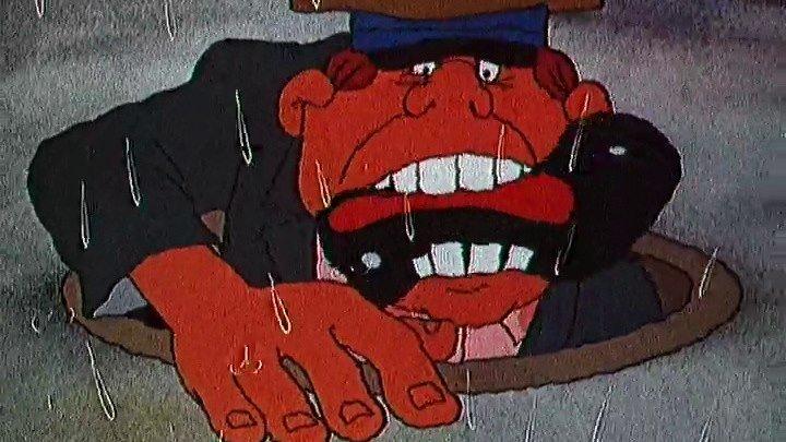 Всех поймал Мультфильм, 1989