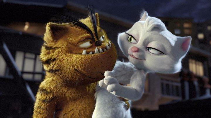 Плохой кот Шерафеттин (2016 HD) 18+ Мультфильм для взрослых, Комедия