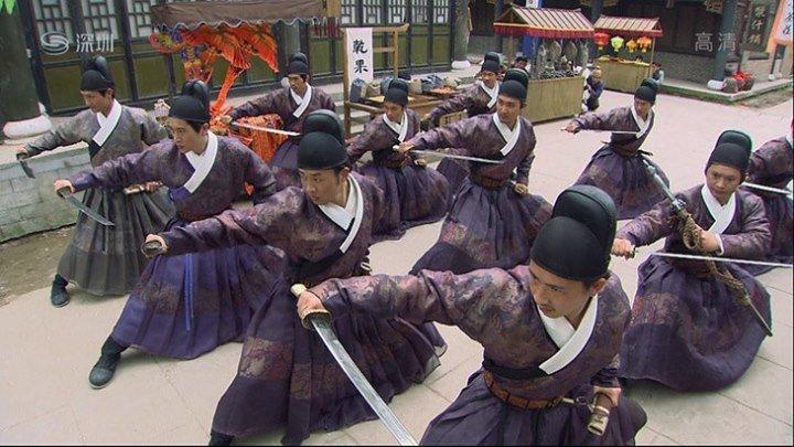 Братство клинков (2014) Xiu Chun Dao. Боевик приключения