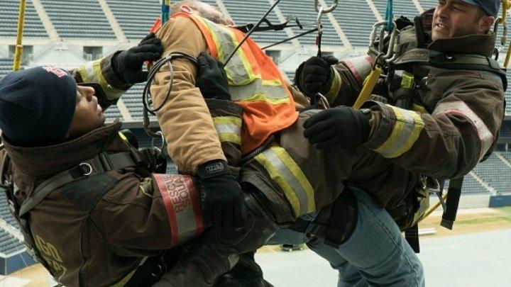 Пожарные Чикаго / 5 Сезон (2016) 21 Серия из 23 / Жанр: драма