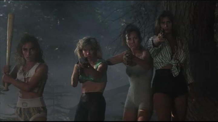 Кровавые игры / Blood Games (США 1990 ᴴᴰ) 18+ Боевик, Триллер