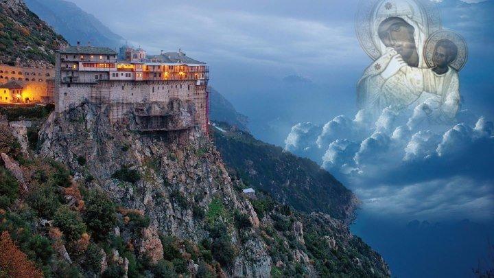 Гора Афон - республика монахов