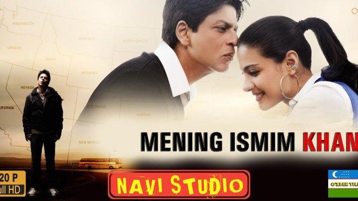Mening Ismim KHAN (o'zbek tilida hind kino) HD NAVI