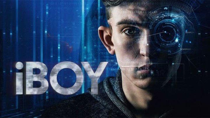 iБой (2017).HD(фантастика, боевик, триллер, криминал)