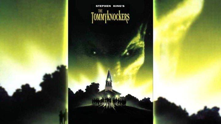 Томминокеры (1993) Фантастика, ужасы DVDRip Dub-Варус-Видео (Телеверсия) Джимми Смитс, Марж Хелгенбергер, Джон Эштон, Эллис Бисли, Роберт Кэррадайн