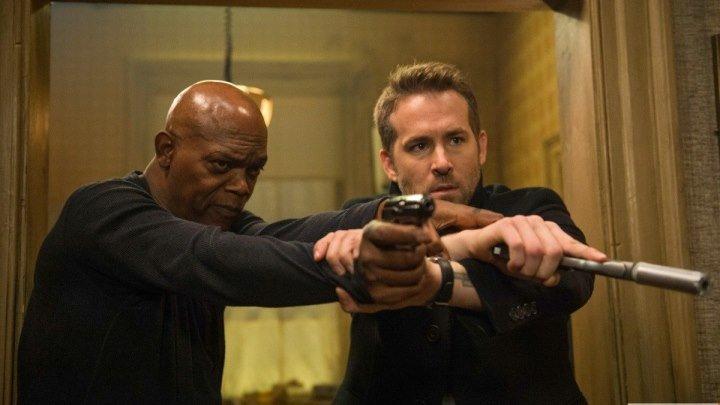 Телохранитель киллера / The Hitman's Bodyguard (дублированный red-band трейлер)