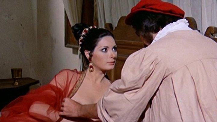 Великолепная Антония, поначалу монахиня, а после фурия (Италия 1972) 18+ Комедия ツ