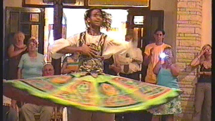 Танура (Tanura is the male national danct of Egypt)