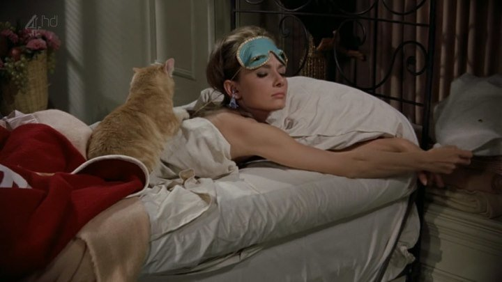 Завтрак у Тиффани (Breakfast at Tiffany's).1961. Драма мелодрама комедия