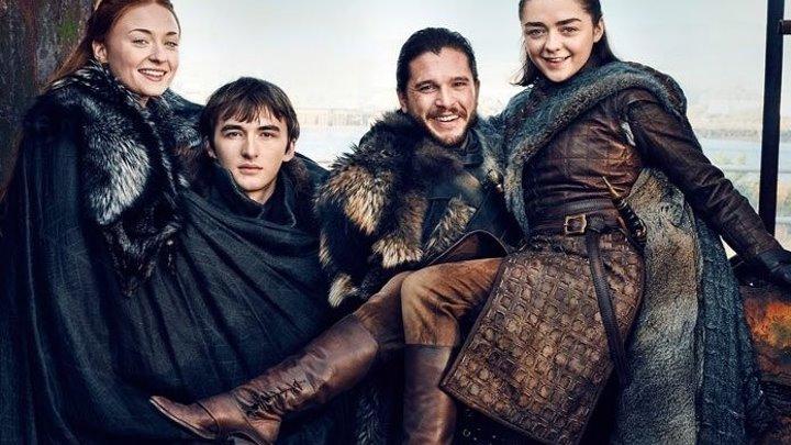 Игра престолов (7 сезон) — Русский трейлер (2017)